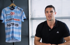 Dan Carter can't wait to replace Johnny Sexton and work with ROG at Racing Metro