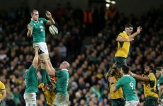 New central contract to keep Big Devin Toner with Leinster until 2017