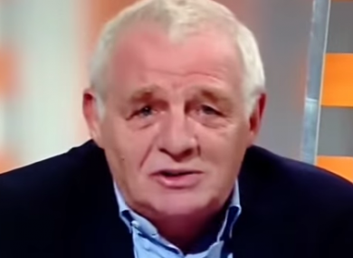 Dunphy's Tiger Woods-style apology into the camera was almost funnier than the actual F-bomb.