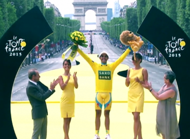 The Tour de France will play a large role in Eurosport's 2015 coverage.