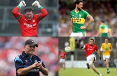 Dalo, The Bloodied Field, Galvin, Cake, the Mort and other GAA books to check out this Christmas