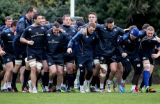 Kearney, Madigan, Fitzgerald all start as Leinster make 10 changes for Quins