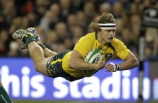 'Honey Badger' Nick Cummins eligible for World Cup after signing Super 15 deal