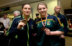 Meet the Irish European medalist who is following in the footsteps of Katie Taylor