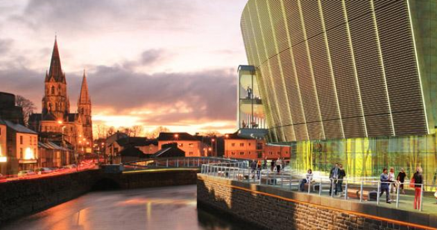 If Cork were to hold a Comic Con, it'd probably be in this new €50m events centre