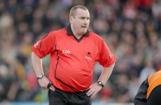 GAA referee tells of suicide attempt after Twitter abuse