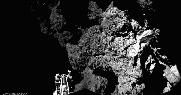 Exploding rockets and chasing comets – The year in space exploration