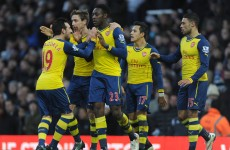 Arsenal move closer to top 4 after big away win while their rivals stumble