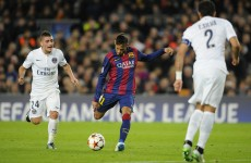 Messi, Neymar and Suarez all on the scoresheet as Barca topple PSG