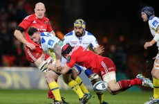 As it happened: Munster vs Clermont, Champions Cup