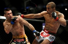 UFC champion Jose Aldo keen on 'huge fight' with McGregor