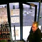 CCTV image of Basil in off-licence on 19 December 2013