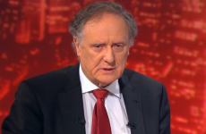 Vincent Browne handed out his media awards last night (oh, and we got one)