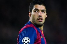 Suarez named in FIFPro World Reserve XI