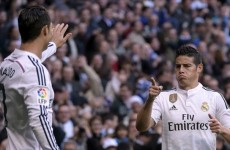 Cristiano Ronaldo is totally modest, says James