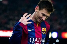 Leo Messi and Luis Enrique did have a training-ground row, Barca star confirms