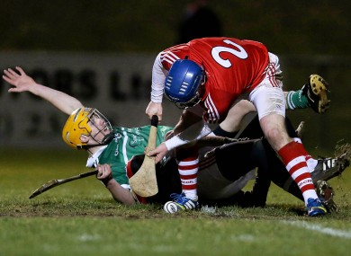 Limerick Beat Cork To Claim The First Munster Hurling Prize Of The