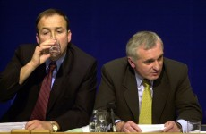 Bertie: Fianna Fáil won't be back on government benches after next election