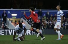 As it happened: QPR v Man United, Premier League