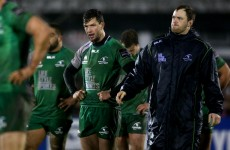 Lam's Connacht left disappointed in Galway for first time this season