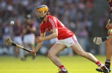 Bad news for Cork hurling as Sweetnam commits to rugby career with Munster