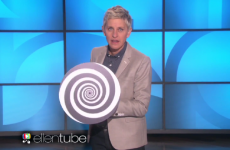 Watch Ellen DeGeneres' brilliant response to an anti-gay critic