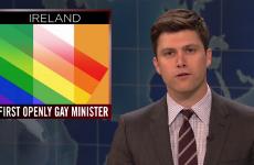 Leo Varadkar inspires 'gay in Ireland' joke on Saturday Night Live