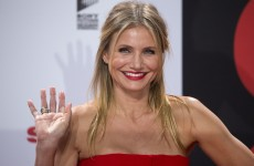 Cameron Diaz married one of the lads from Good Charlotte… it's The Dredge