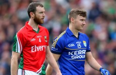 Not only is he not retiring, Keith Higgins is actually the new Mayo football captain