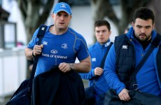 Douglas and Ryan to start Leinster's winner-takes-all clash with Wasps