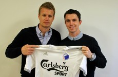Ireland defender Kevin Foley swaps Wolves for FC Copenhagen
