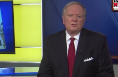 Heartbreaking final broadcast as news anchor tells viewers of his fatal condition