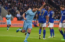 Lampard extends Manchester City stay