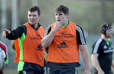 Fresh start for O'Callaghan and Munster with 'season defining'  fixtures