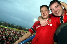 'It's easy to be negative, what you have to do is find solutions' – ROG on Munster's Champions Cup exit