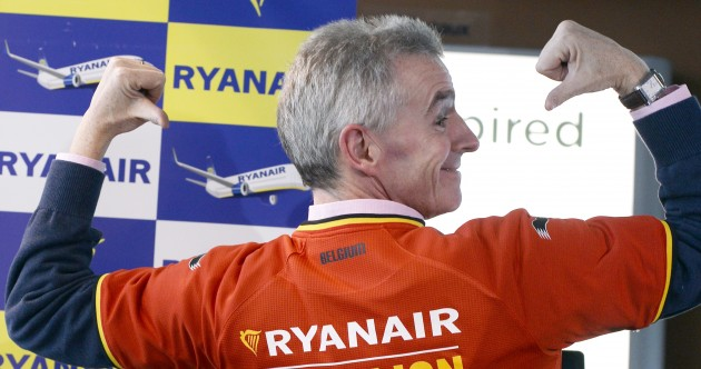 Ryanair fined for bad customer service… How's that 'nice' thing going for you Michael?