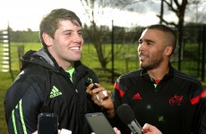 Munster have 'a point to prove' away to Zebre — Zebo