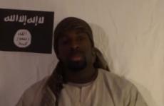 Man resembling Paris gunman claims to be IS member in posthumous video