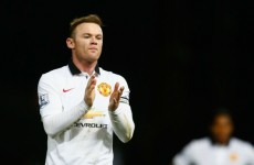 Did Wayne Rooney apologise for his FA Cup dive?