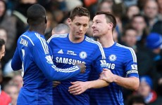 Chelsea 'appalled' despite FA's decision to reduce Matic ban to two games