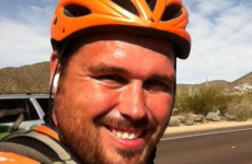 How one Irishman went from contemplating suicide to cycling the world