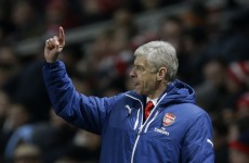 Wenger jumps to Van Gaal's defence over 'long ball' furore
