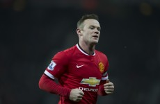 Wayne Rooney reveals the two best footballers he's ever played alongside