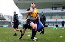 'Cian is a special athlete' – Leinster boosted by Healy return for Zebre clash