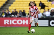 Damien Duff's A-League career in doubt as Ireland star suffers double injury