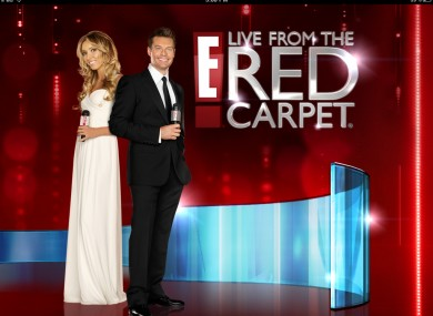 What to watch on tv tonight sunday the daily edge - Watch e red carpet online ...
