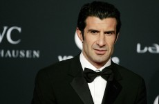 A Jordanian prince, a Dutchman and Luis Figo will take on Sepp Blatter for the Fifa presidency