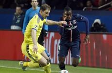 Courtois saves help Chelsea hold PSG, David Luiz has no time for vanishing spray