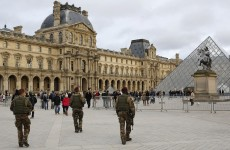 Action movie filming restricted in Paris over fears actors could be targeted by terrorists