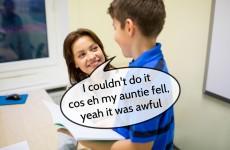10 homework struggles every Irish person will remember